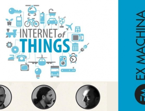 Ex Machina: Η Ελληνική εταιρεία στο χώρο του Internet of Things