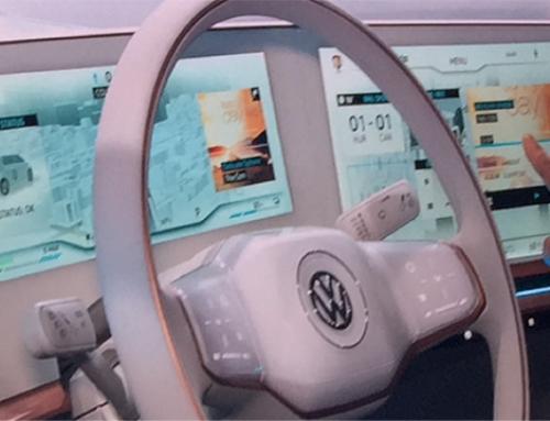 Η LG φέρνει τα αυτοκίνητα της Volkswagen στον κόσμο του IoT